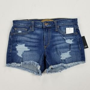 Joes Cut Off Shorts Distressed Destroyed 27 Fr9887
